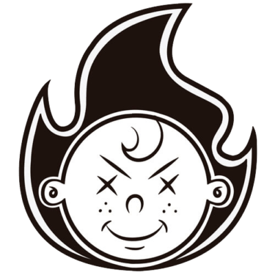 LOGO FIRE KID